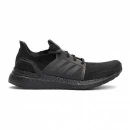 Adidas Originals Black UltraBoost 19 Sneakers G27508