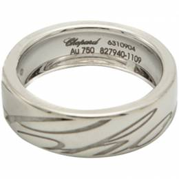 Chopard White Gold Chopardissimo Ring Size 52