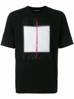 Neil Barrett футболка с графическим принтом BJT390BG571S