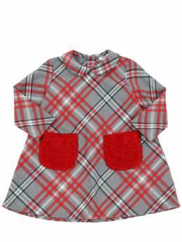Платье Из Смешанной Вискозы Il Gufo 70I8ZB017-NTczNw2