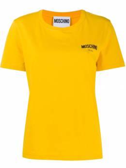 Moschino футболка с логотипом J07165540