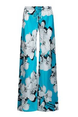 Голубой костюм из шелка Roberto Cavalli 314143269