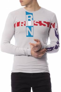 long sleeve Trussardi 40T00015_1T000655_E050_PEARL