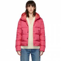 Moncler Pink Down Lena Jacket E20934684405C0059
