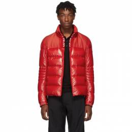 Moncler Red Down Bruel Jacket 192111M17804105GB