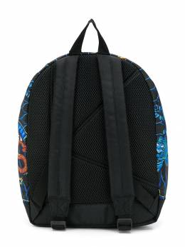 Kenzo Kids рюкзак с принтом KP9550802
