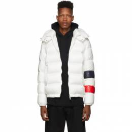 Moncler White Down Willm Jacket 192111M17803805GB
