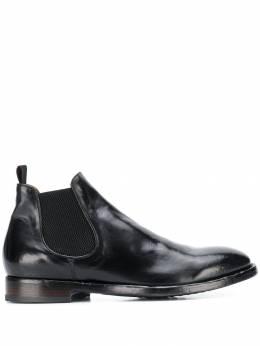 Officine Creative ботинки без застежки EMORY012