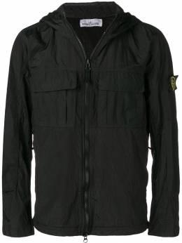 Stone Island куртка на молнии MO701543632