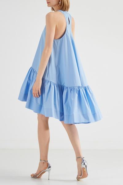 Платье с широкой пышной оборкой No. 21 35124996 - 3