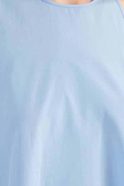 Платье с широкой пышной оборкой No. 21 35124996 - 4