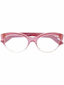 Dolce&Gabbana Eyewear очки в овальной оправе DG3246