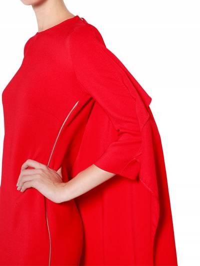 Платье Из Кади Antonio Berardi 67ICCN001-NjEw0 - 4