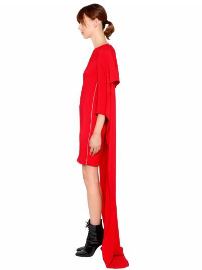 Платье Из Кади Antonio Berardi 67ICCN001-NjEw0 - 5