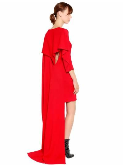 Платье Из Кади Antonio Berardi 67ICCN001-NjEw0 - 9