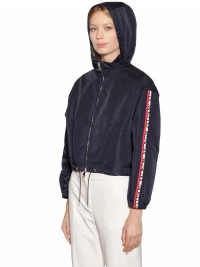 Куртка Из Нейлона С Капюшоном Moncler 67I02K024-Nzc40 - 4