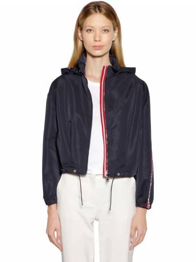 Куртка Из Нейлона С Капюшоном Moncler 67I02K024-Nzc40 - 5