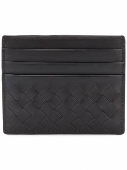 Bottega Veneta Intrecciato card holder 522326V4651