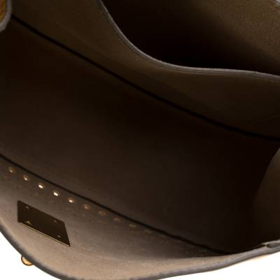 Chloe Mustard Leather Medium Drew Shoulder Bag 187167 - 7