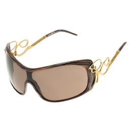 Roberto Cavalli Brown Admeta Sunglasses 53113
