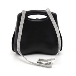 Chanel Black Lambskin Hard Case Bag 165148