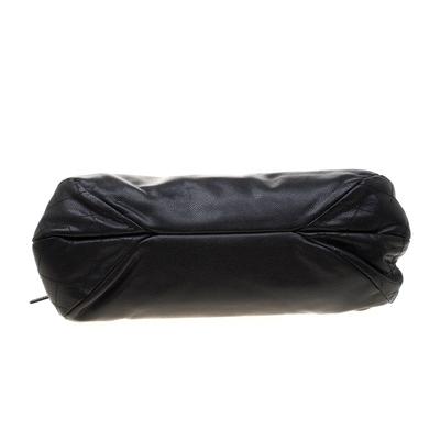 Chanel Black Caviar Leather CC Chain Shoulder Bag 187268 - 5