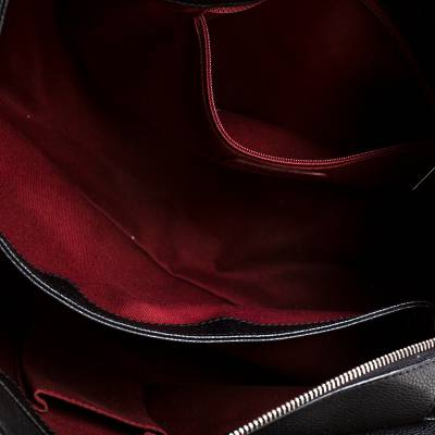 Chanel Black Caviar Leather CC Chain Shoulder Bag 187268 - 6
