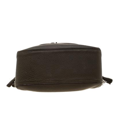 Mulberry Deep Green Leather Shoulder Bag 187024 - 5