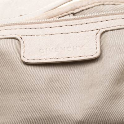 Givenchy Beige Leather Bucket Bag 187265 - 8
