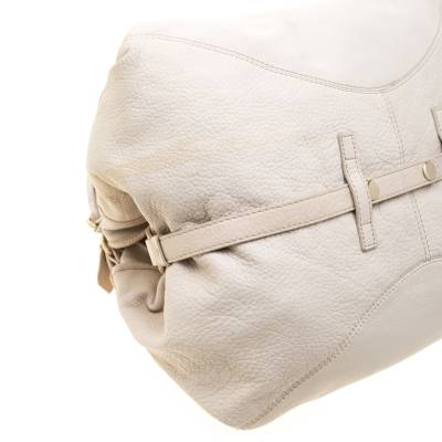 Givenchy Beige Leather Bucket Bag 187265 - 10