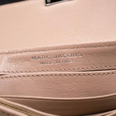 Marc Jacobs Nude Leather Baroque Shoulder Bag 187328 - 7