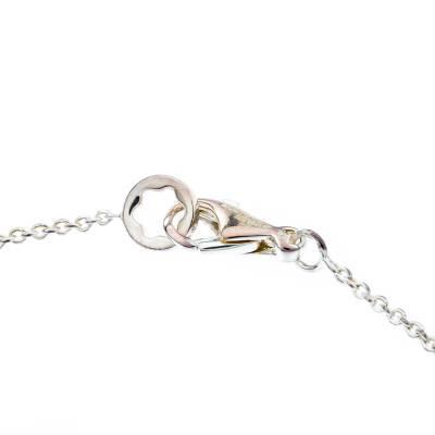 Montblanc UNICEF Infiniment Vôtre Sterling Silver Bracelet 186969 - 5