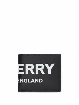 Burberry бумажник с логотипом 8013919