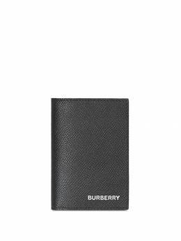 Burberry фактурный картхолдер 8014677