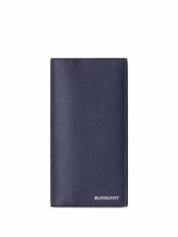 Burberry фактурный кошелек 8014643