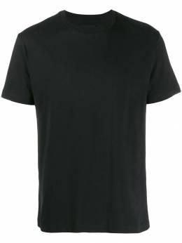 Les Hommes футболка с принтом LHT208700P