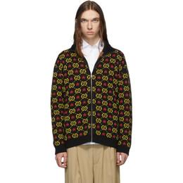 Gucci Black GG Star Sweater 192451M17500106GB