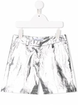 Simonetta шорты с эффектом металлик 1K6159KC210