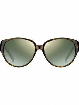 Givenchy Eyewear солнцезащитные очки в круглой оправе черепаховой расцветки 20185708657EZ