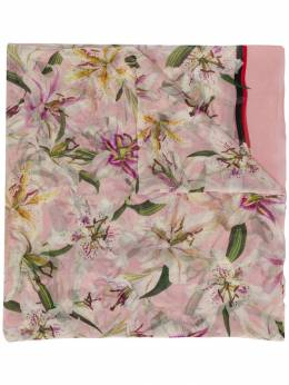 Dolce & Gabbana шарф с принтом FS182AGDO62