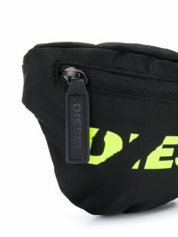 Diesel Kids поясная сумка с логотипом BX0006P2249