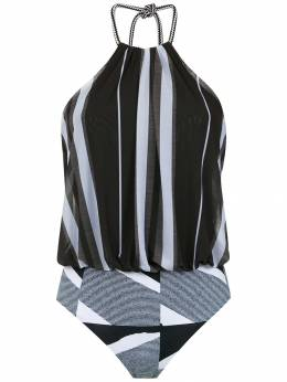 Mara Mac striped bodysuit 15020022
