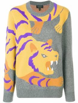 Rag&Bone кашемировый свитер вязки интарсия W286643XU