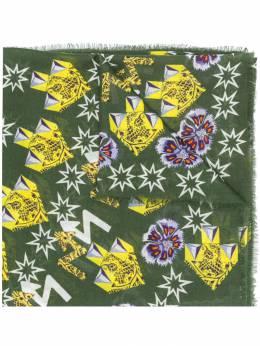 Temperley London шарф Flux с принтом 19SBUA53061A