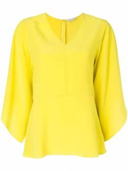 Etro блузка шифт с драпировкой 178868625