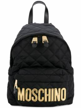 Moschino medium quilted backpack B76088201