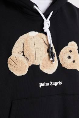 Худи с медведем Palm Angels 1864144185