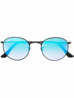 Ray Ban солнцезащитные очки в круглой оправе RB34470024O