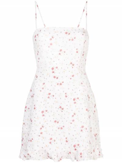 Reformation - платье Kiernan с цветочным принтом 50509399338900000000 - 1