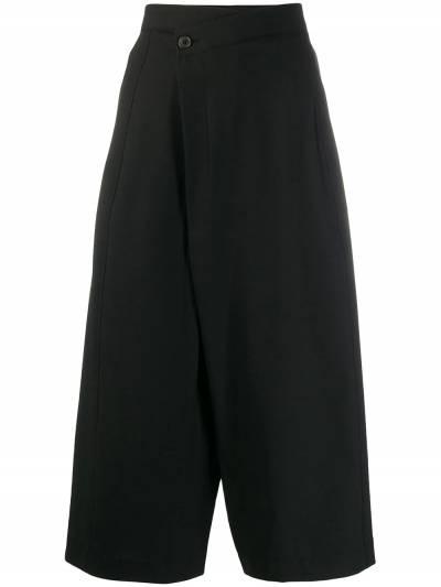 Henrik Vibskov - укороченные брюки широкого кроя 9F569939963550000000 - 1